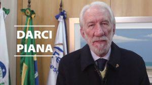 """""""Piana é presidente da Fecomércio - PR há 12 anos"""""""