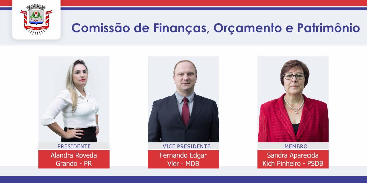 ComissaoDeFinancas